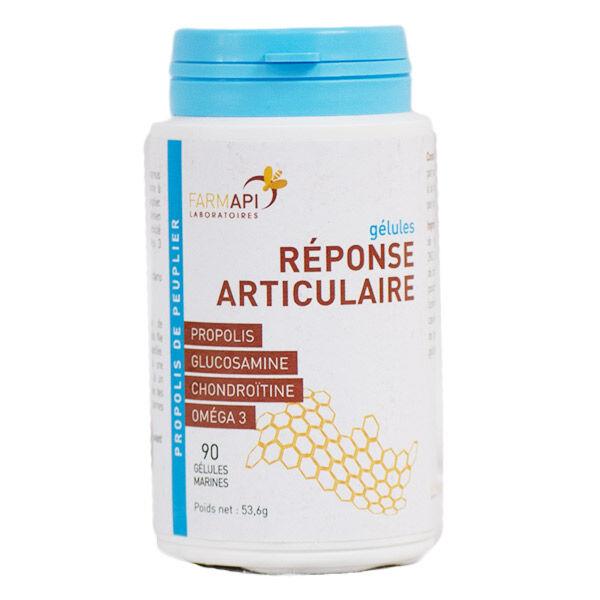 Farmapi Complément Réponse Articulaire 90 gélules