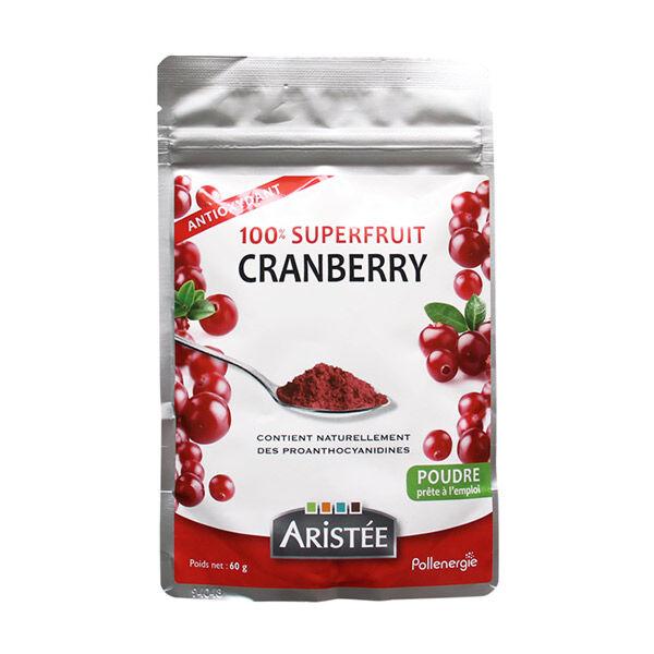 Aristée Superfruits Cranberry 60g