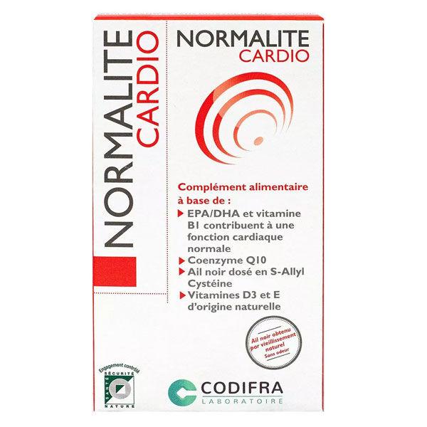 Codifra Normalite Cardio 30 capsules