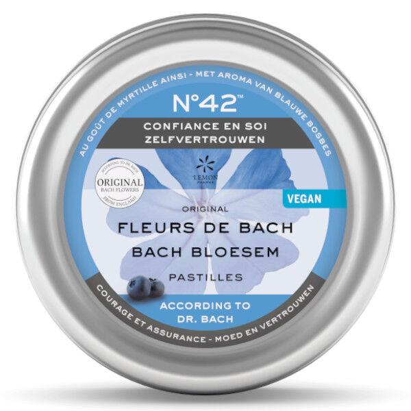 Lemon Pharma Fleurs de Bach Pastilles Confiance en Soi n°42