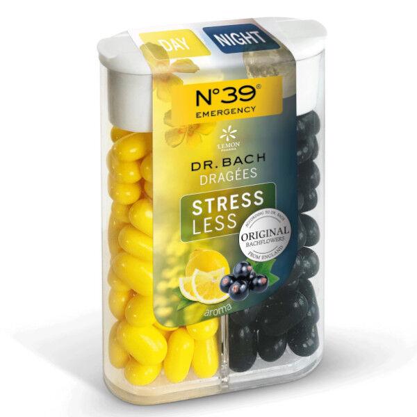 Lemon Pharma Fleurs de Bach Dragées Stressless Jour et Nuit n°39 21g