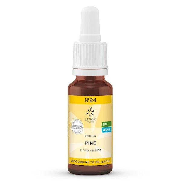 Lemon Pharma Fleurs de Bach Pine N°24 Bio 20ml