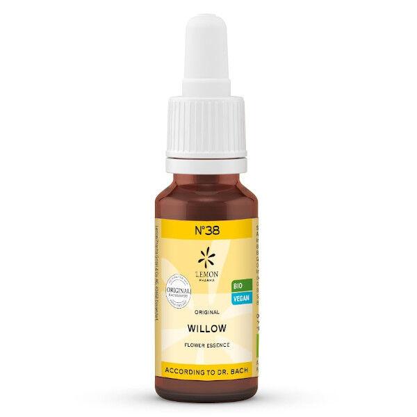 Lemon Pharma Fleurs de Bach Willow N°38 Bio 20ml
