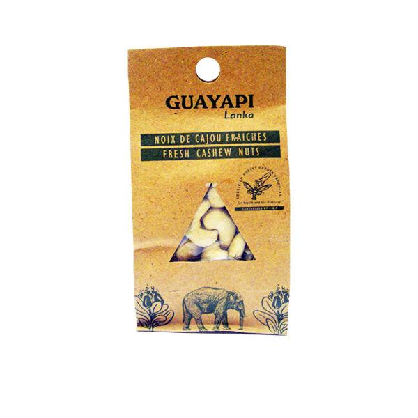 Guayapi Noix de Cajou Fraiches 100g