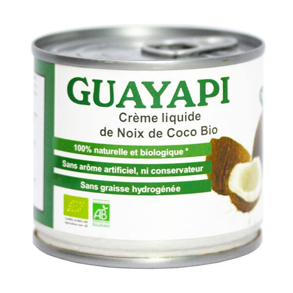 Guayapi Coco Bio Crème Liquide 200ml