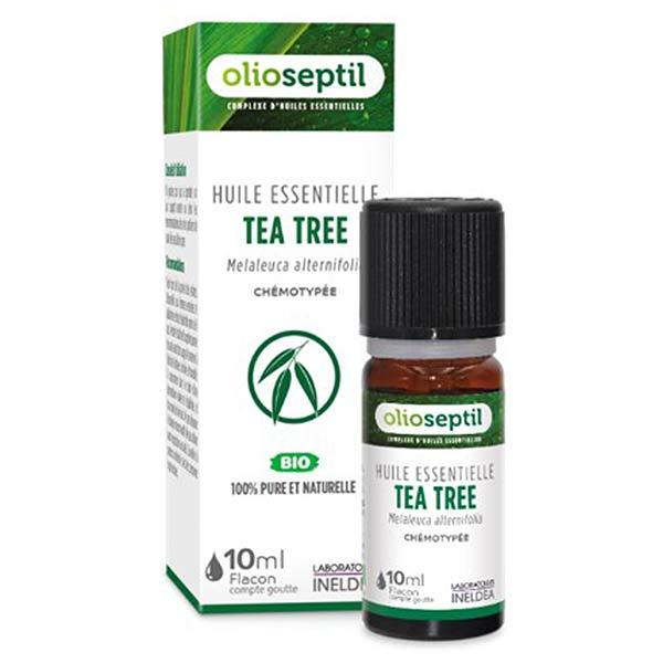Ineldea Olioseptil Huile Essentielle Tea Tree Bio 10ml