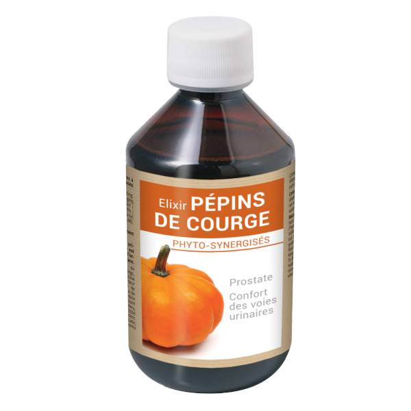 NutriExpert Elixir Pépins de Courge 250ml