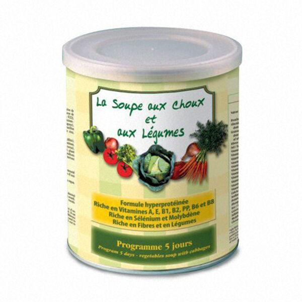 NutriExpert Soupe aux Choux et aux Légumes Hyperproteinée 250g