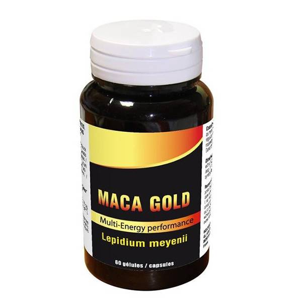 NutriExpert Maca Gold 60 gélules