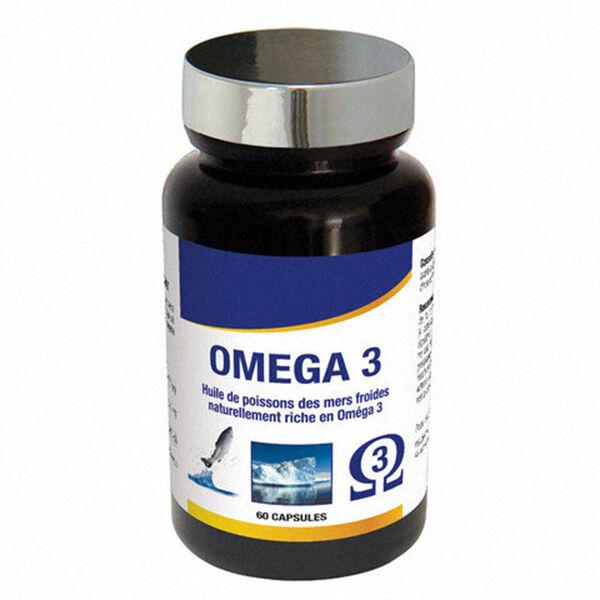 NutriExpert Omega 3 60 capsules