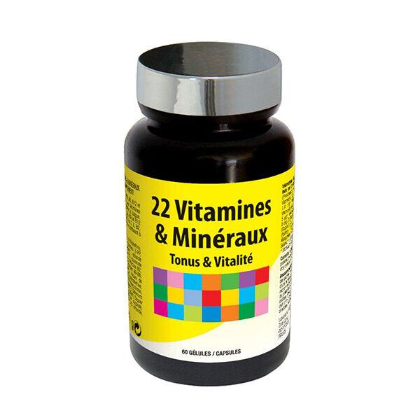 NutriExpert 22 Vitamines et Minéraux 60 gélules