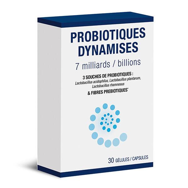 NutriExpert Probiotiques Dynamisés 7M 30 gélules