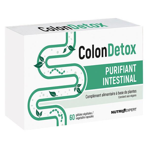 NutriExpert Colon Détox 60 gélules