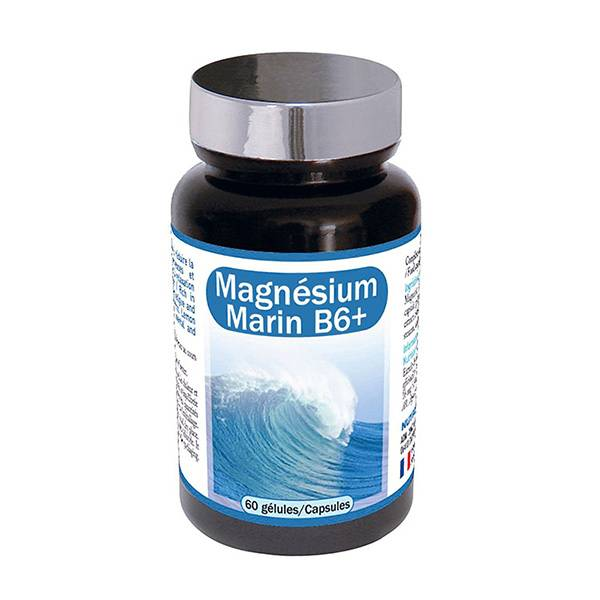NutriExpert Magnesium Marin B6+ 60 gélules
