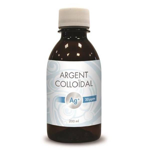 NutriExpert Argent Colloidal 200ml