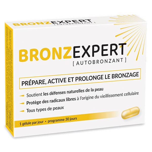 Nutriexpert BronzExpert 30 gélules végétales