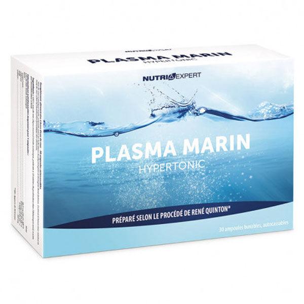 Nutriexpert Plasma Marin Hypertonic 30 ampoules