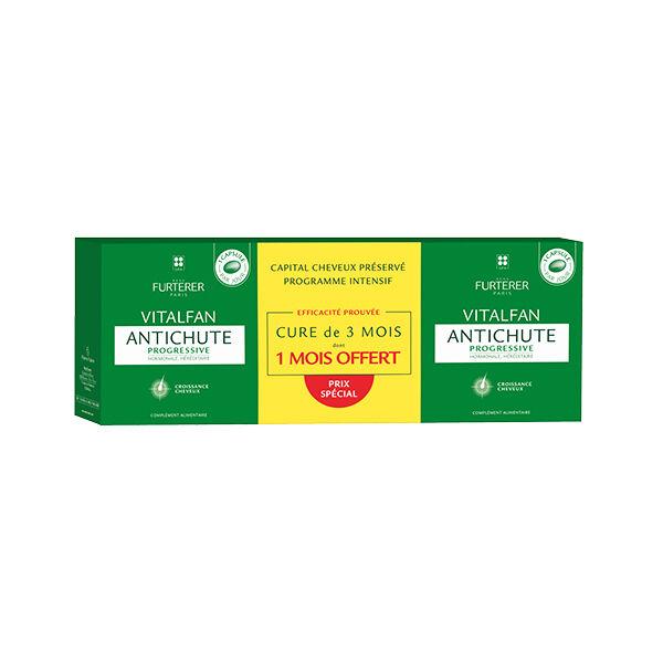 René Furterer Vitalfan Anti-Chute Progressive Lot de 3 x 30 capsules