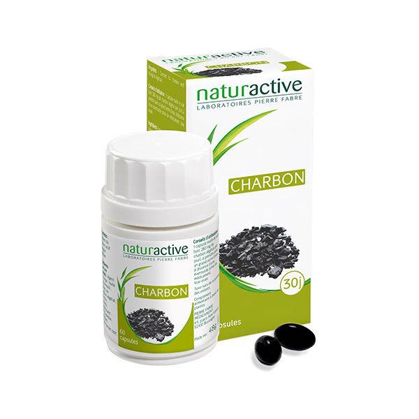 Naturactive Charbon 60 capsules