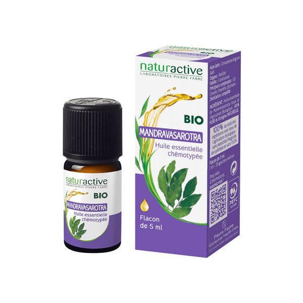 Naturactive Huile Essentielle Bio Mandravasarotra 5ml