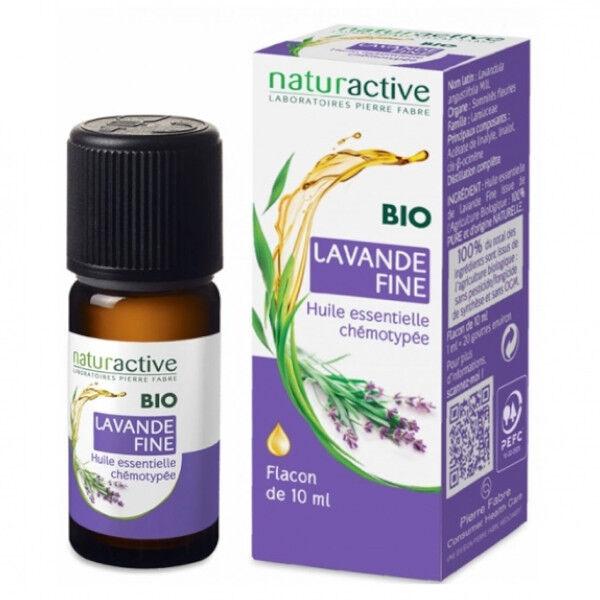 Naturactive Huile Essentielle Bio Lavande Fine 10ml