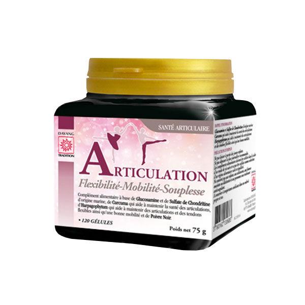 Dayang Complexe Articulation 120 gélules