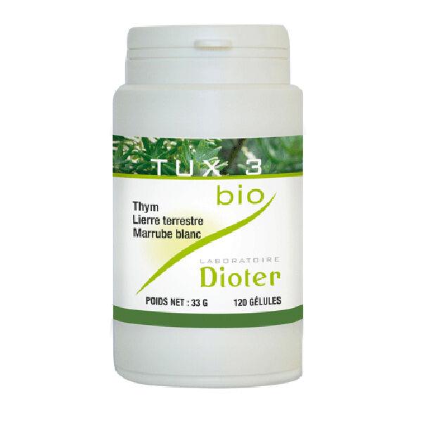 Laboratoire Dioter Dioter Tux 3 Bio 120 gélules