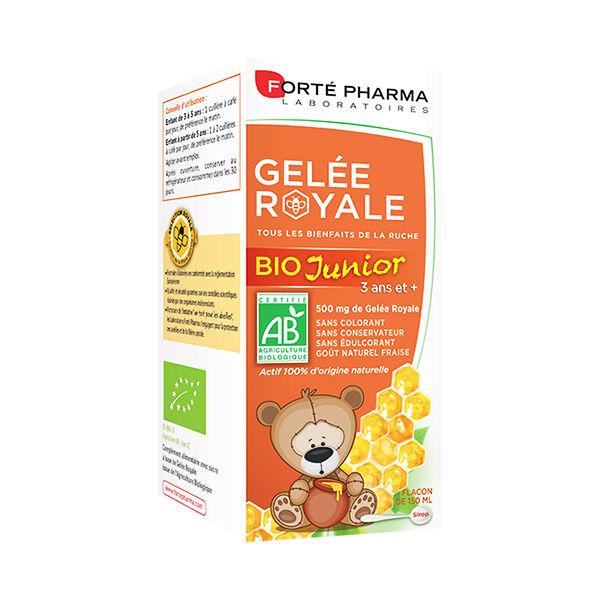 Forté Pharma Gelée Royale Bio Junior Fraise 150ml