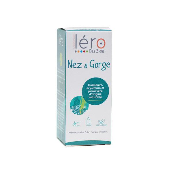 Léro Enfant Nez & Gorge Sirop 125ml
