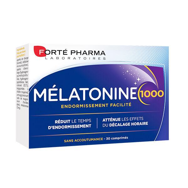 Forté Pharma Forténuit Mélatonine 1000 30 comprimés