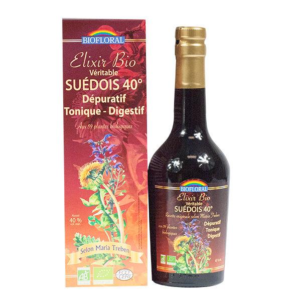 Biofloral Elixir du Suédois 40% vol. 375ml