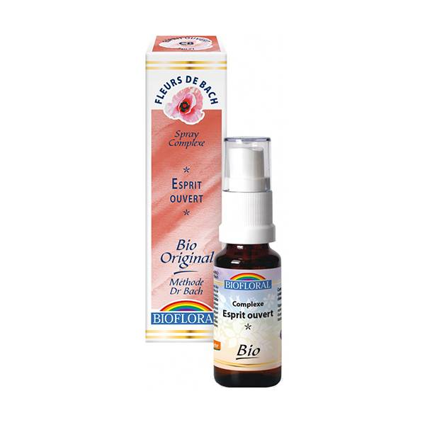 Biofloral Esprit Ouvert Spray 20ml