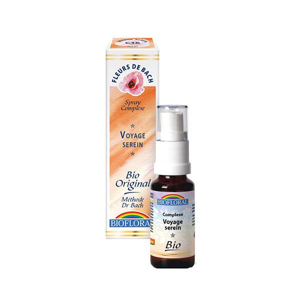 Biofloral Voyage Serein Spray 20ml