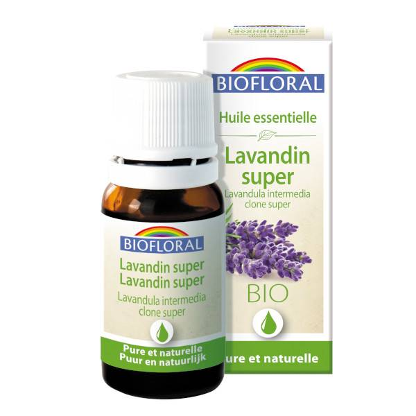Biofloral Huile Essentielle Lavandin Bio 10ml