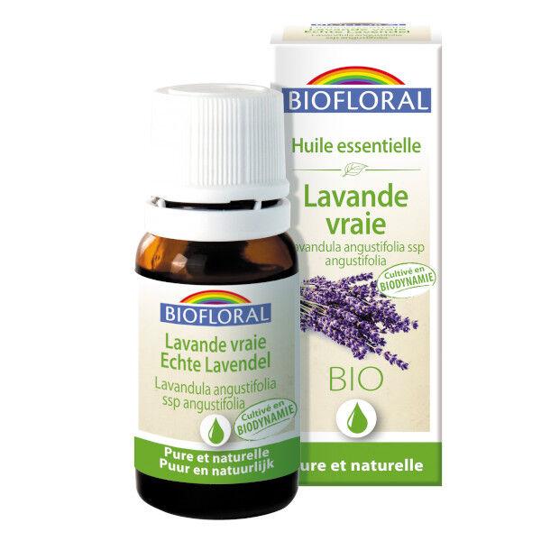 Biofloral Huile Essentielle Bio Lavande 10ml