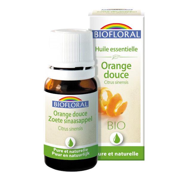 Biofloral Huile Essentielle Orange Douce Bio 10ml