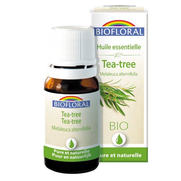 Biofloral Huile Essentielle Bio Arbre à Thé 10ml