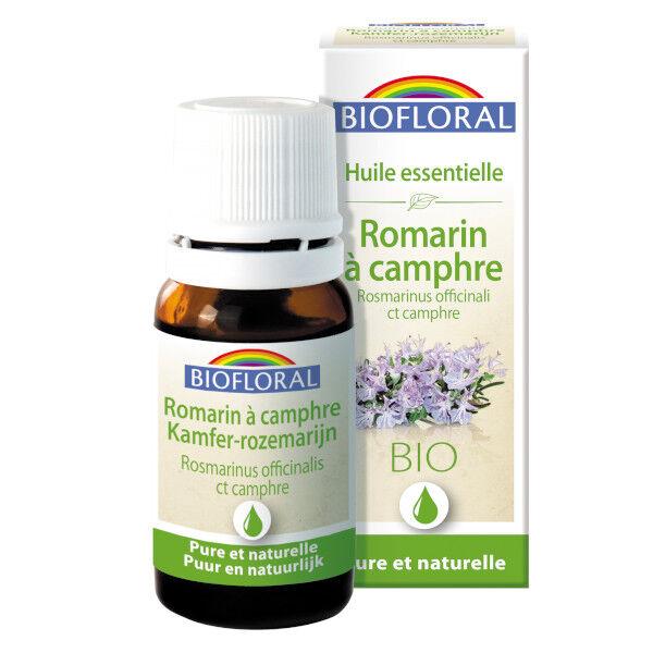 Biofloral Huile Essentielle Bio Romarin Camphré 10ml