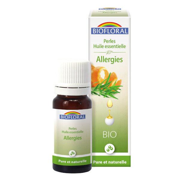 Biofloral Perles Huile Essentielle Allergies Bio 20ml