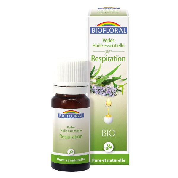Biofloral Perles Huile Essentielle Complexe Respiration Bio 20ml