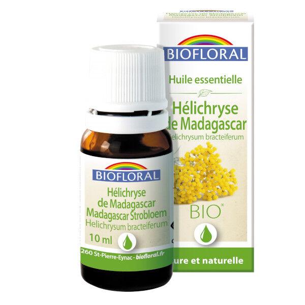 Biofloral Huile Essentielle Hélichryse Bio 10ml