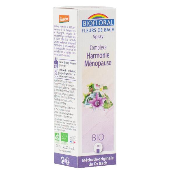 Biofloral Complexe Harmonie Ménopause Spray 20ml