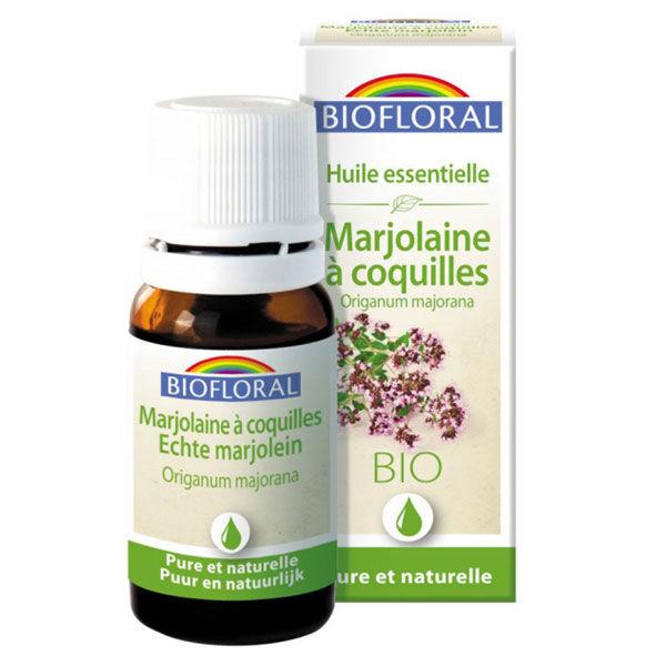 Biofloral Huile Essentielle Marjolaine à Coquilles Bio 5ml