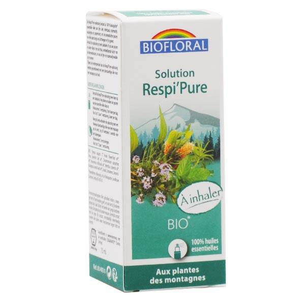 Biofloral Solution Respiration Bio 15ml