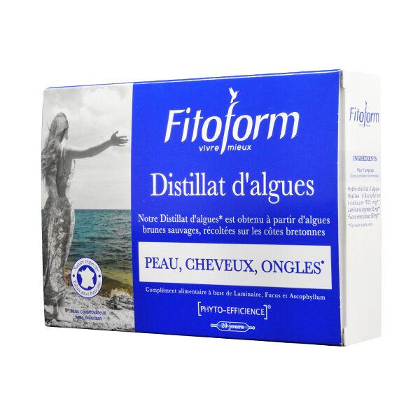 Fitoform Distillat d'Algues 20 ampoules