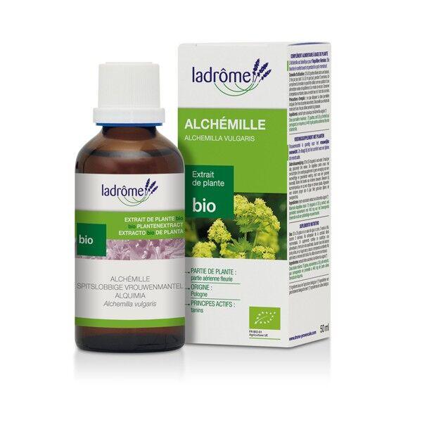 Ladrome Ladrôme Extraits de Plantes Fraîches Bio Alchemille 50ml