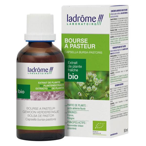 Ladrôme Extraits de Plantes Fraîches Bourse à Pasteur Bio 50ml