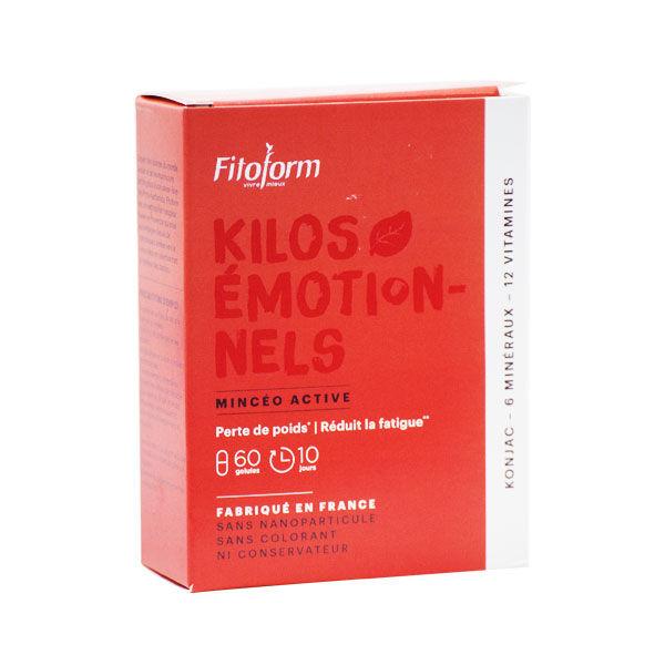 Fitoform Mincéo Active Kilos Émotionnels 60 gélules