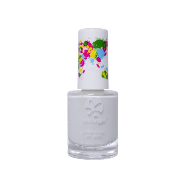 SunCoat Girl Vernis Vegan Shimmery White 9ml