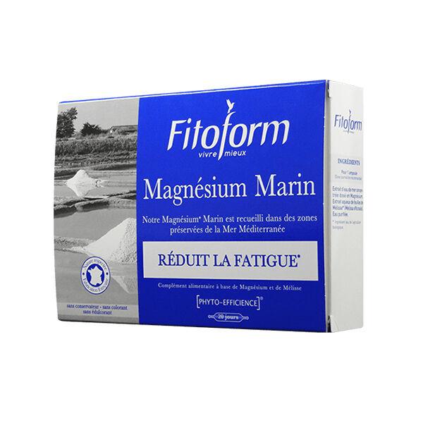 Fitoform Magnésium Marin 20 ampoules